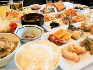 【朝食提供 再開のご案内 2020年7月1日~】