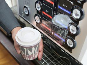4月1日~ 朝食コーヒーテイクアウト始めました!